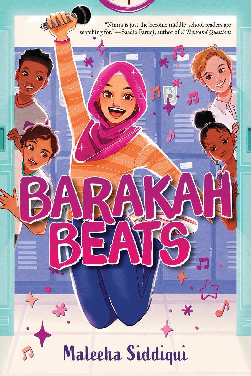 Amazon.com: Barakah Beats (9781338702064): Siddiqui, Maleeha: Books