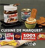 CUISINE DE MARQUES -1001 RECET
