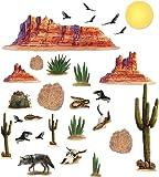 29 décors western