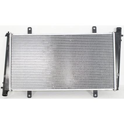 Evan-Fischer EVA27672031865 Radiator for VOLVO S40 00-04