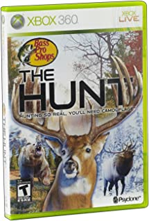 Bass Pro Shops: The Hunt - Xbox 360: Video Games - Amazon com