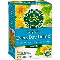 Traditional Medicinals Everyday Detox Dandelion, 24.09 g