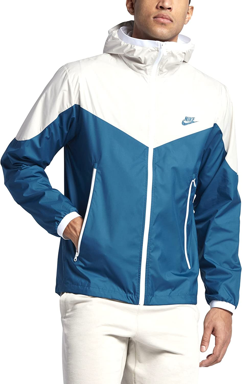 Cien años asignación pala  Nike Sportswear Windrunner Mens Hooded Jacket, Jackets - Amazon Canada
