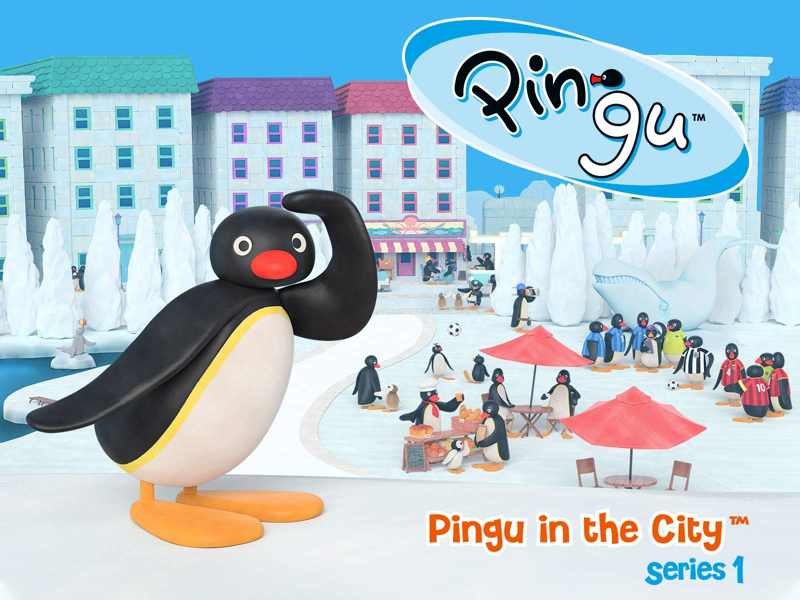 Pingu in The City: Series 1