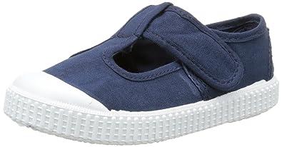 Victoria Sandalia Lona Tintada Velcro - Zapatillas de Deporte Unisex niños: Amazon.es: Zapatos y complementos