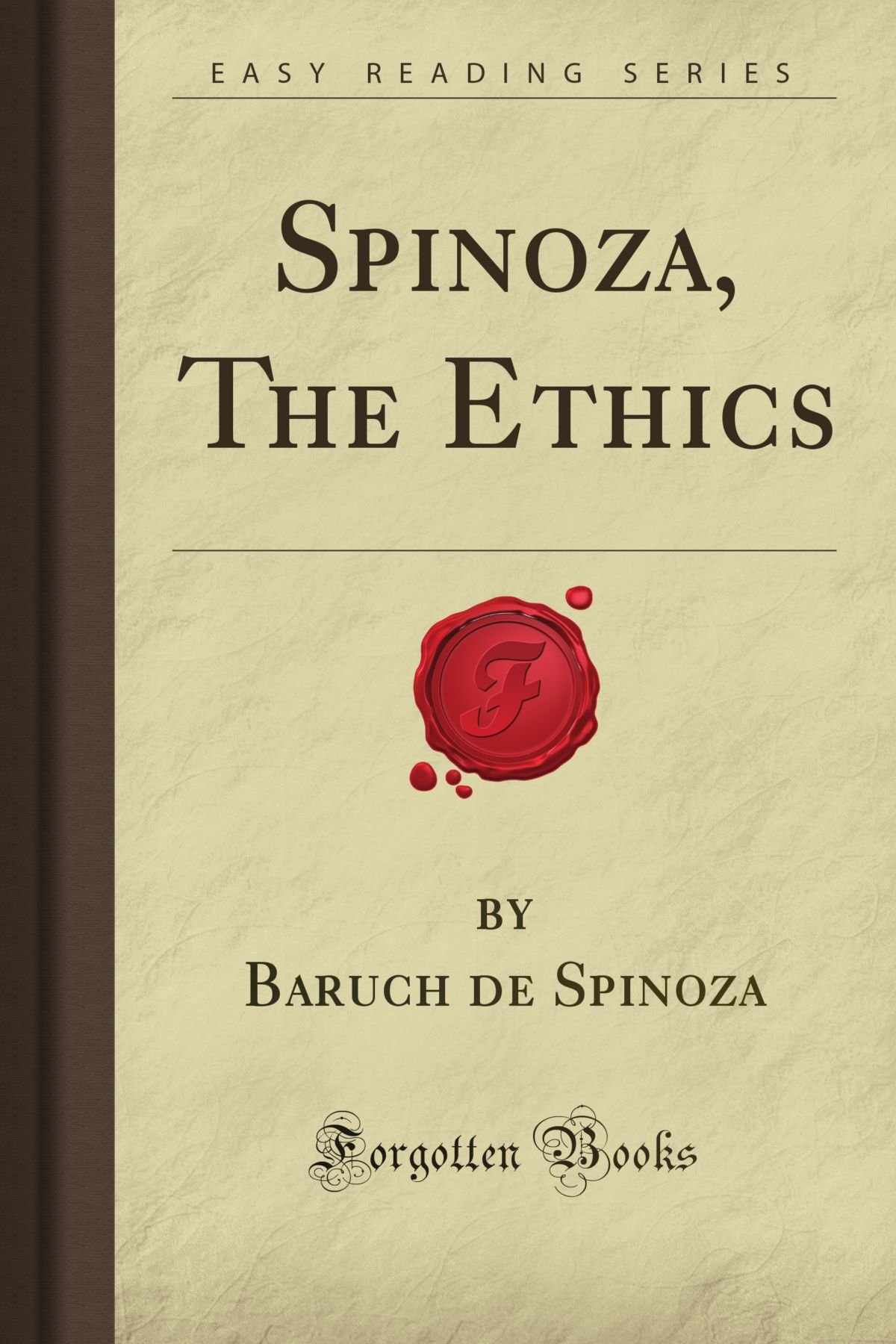 Bildergebnis für 'Ethics' by Baruch Spinoza