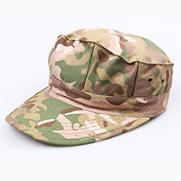 Noga, Simplicity Outdoor - Sombrero militar Woodland de camuflaje ...