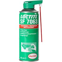 Loctite 195814 oplosmiddelhoudende reinigingsmiddelen voor oppervlakken, 400 ml volume, transparant/helder