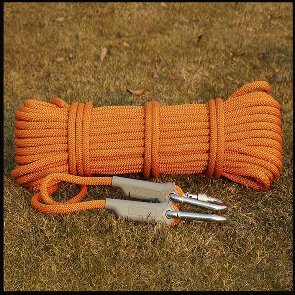 HWPYSL Im Freienausrüstung liefert kletterndes Seilsicherheitsseil abwärts Seilfeuer-Seilfluchtseil-Rettungsleine, Seil im Freien, Seil, Seil