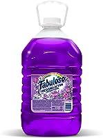Limpiador Liquido Fabuloso Frescura Activa Antibacterial 5 LT