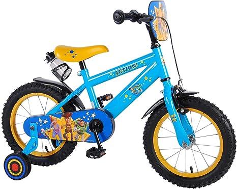 Toy Story Bicicleta Infantil Niño Chico 14 Pulgadas Freno Delantero ...