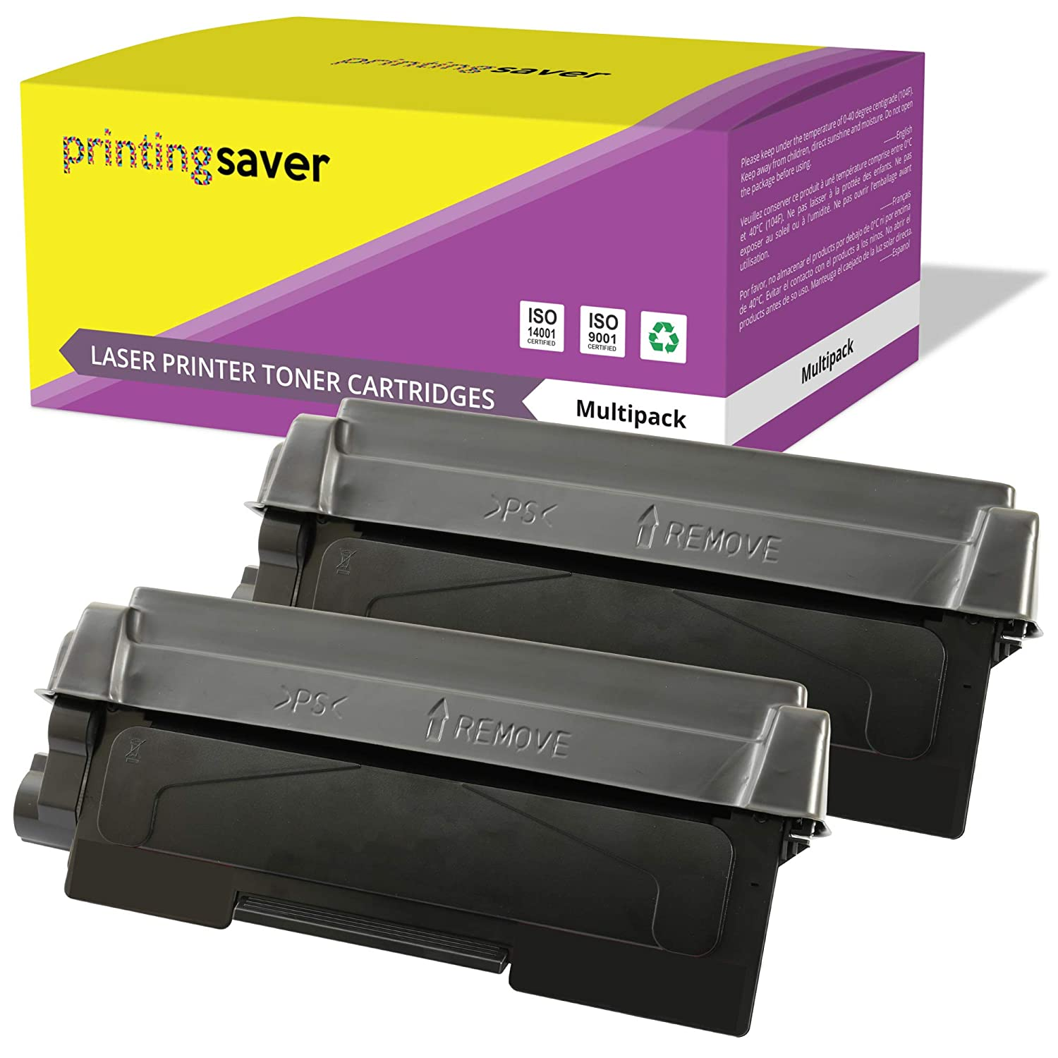 Printing Saver 2X Negro XXL Tóners compatibles para Brother HL ...