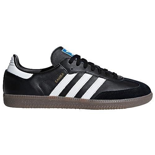 Adidas Samba OG Blanca y Negra. Zapatillas para Hombre. Deportivas, Sneaker, Tenis: Amazon.es: Zapatos y complementos