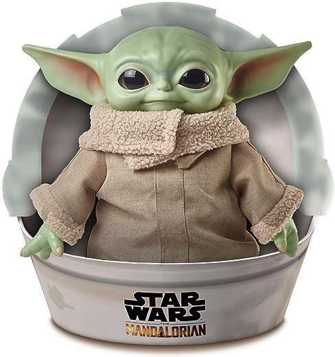 Baby Yoda Plüschfigur