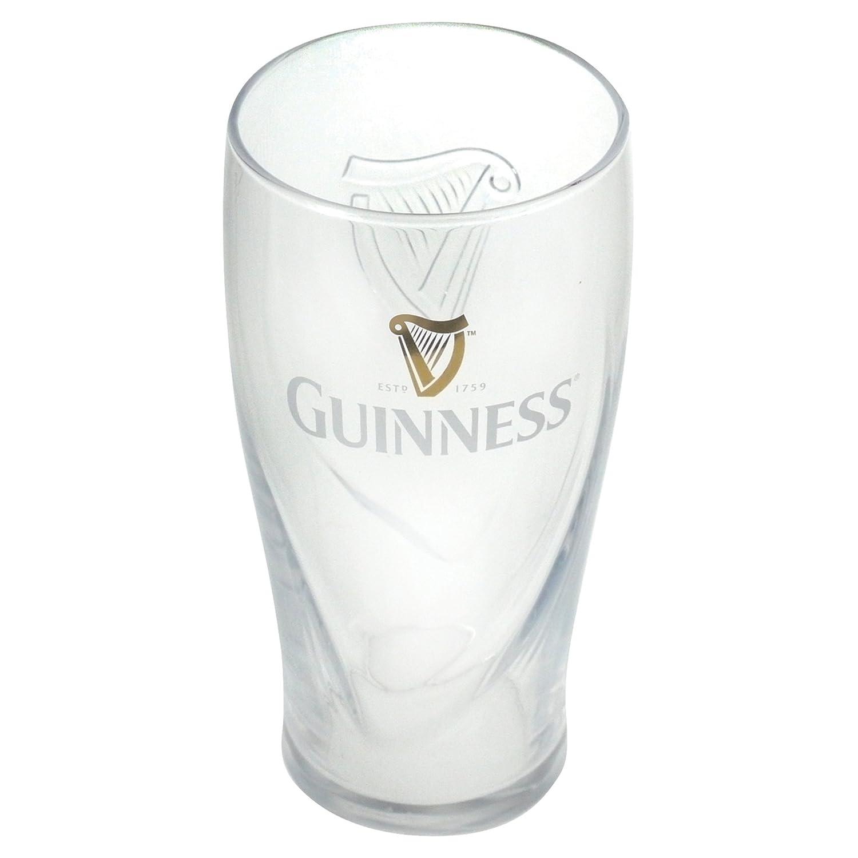 Guinness 20oz Gravity Pint Glass - 4 Pack SYNCHKG055285
