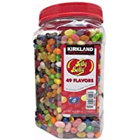 Kirkland Signature Jelly Belly Jelly Beans 49 Flavors (4 Lbs)