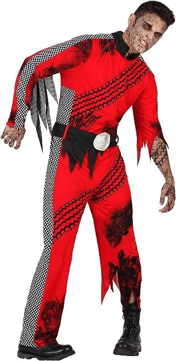 Atosa 22230 Disfraz piloto zombie adulto M-L, talla hombre: Amazon ...