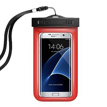 Milabella® Funda Impermeable Huawei P20 Pro Certificado IPX8 ...
