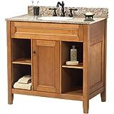 Corner Vanity Fairmont Designs Bathroom Vanity Shaker