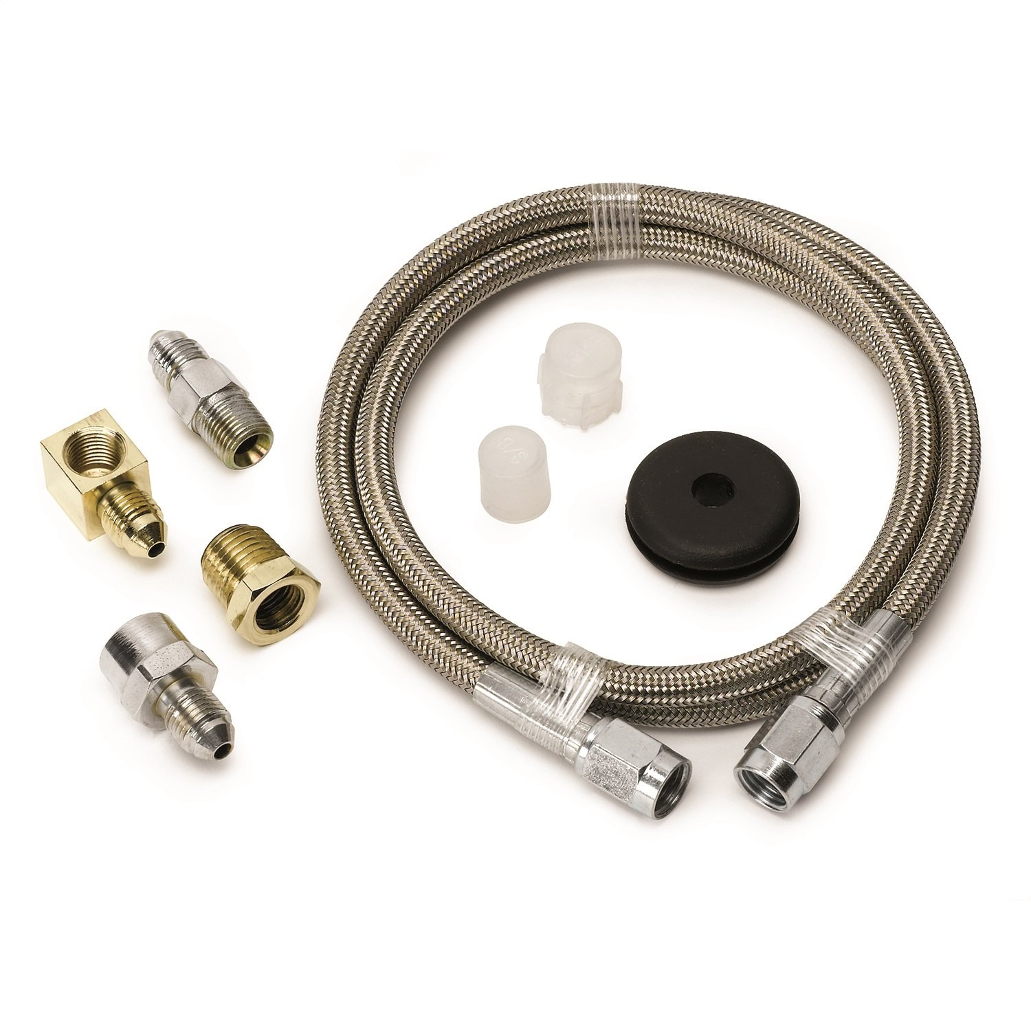 AUTO METER 3234 Braided Stainless Steel Hose