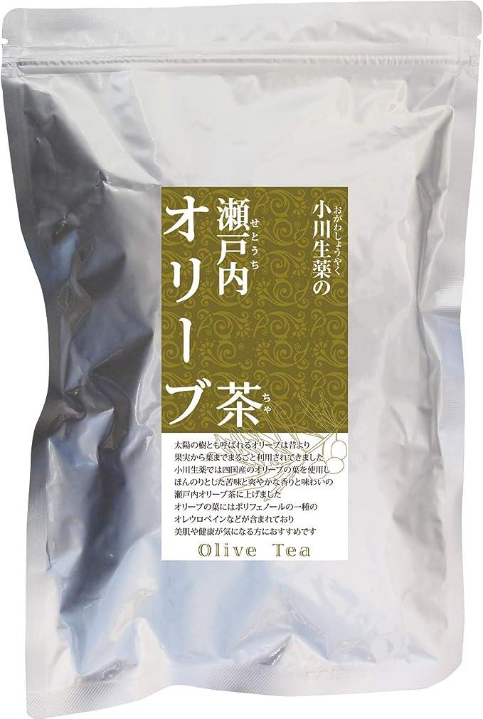 小川生薬 瀬戸内オリーブ茶