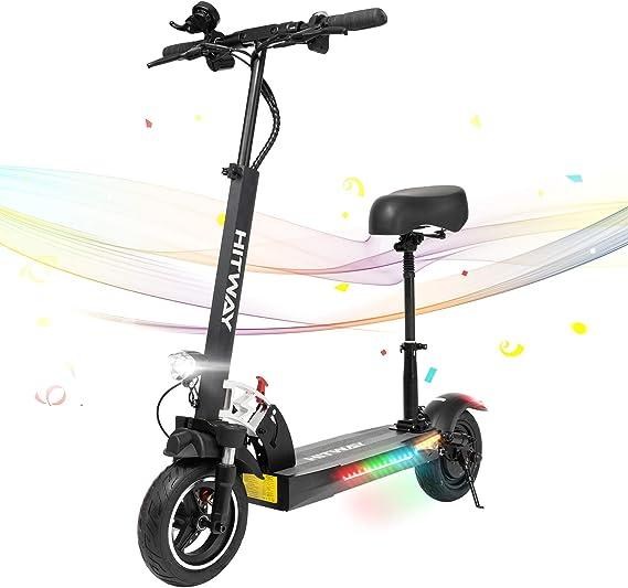 HITWAY Scooter Elettrico, E Scooter, 800W