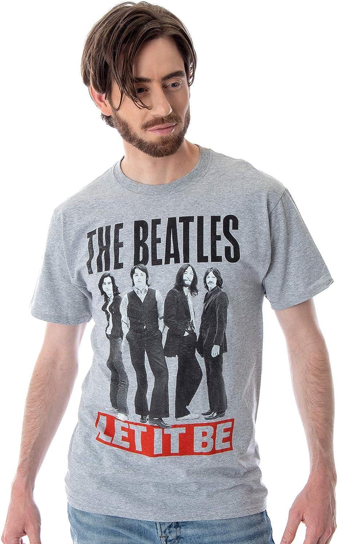 Seven Times Six Los Beatles Hombres Sea Licenciado T-Camisa ...