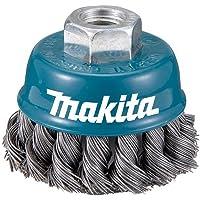 Makita D-24131 - Grata cónica ondulada de acero