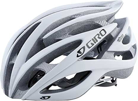 Giro Atmos - Casco de Ciclismo para Bicicleta de Carretera, Color ...