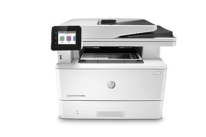 HP LaserJet Pro MFP M428fdn - Impresora Láser Multifunción Monocromo (A4, hasta 38 ppm, de 750 a 4000 Páginas al Mes, 1 USB 2.0 , 1 USB Host, 1 Red ...