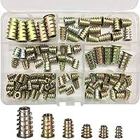 ESDInCtl 100 Piezas de Tornillo de Socket Hexagonal