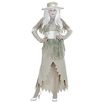 WIDMANN Widman - Disfraz de fantasma para mujer, talla S (S/98981 ...