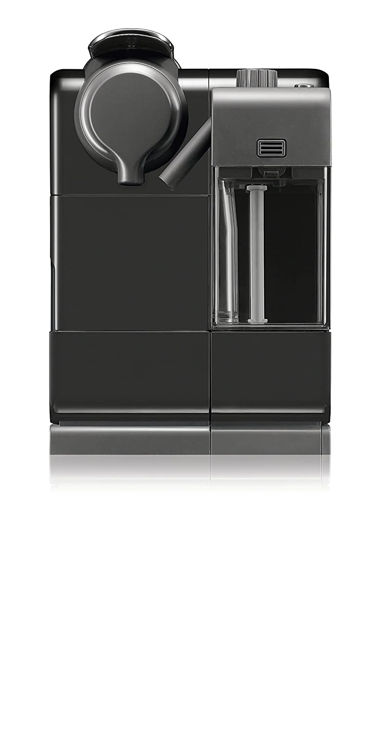 Nespresso EN560B Lattissima Touch Original Espresso Machine with Milk Frother by De Longhi, Washed Black