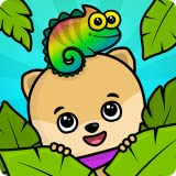 Kids Puzzles and Coloring Games for Toddlers 1-5 years old