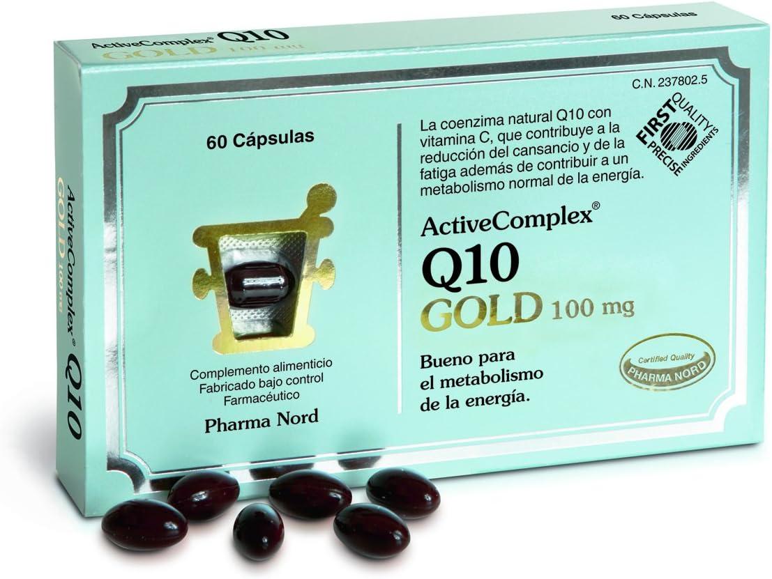 Active Complex Q10 Gold 60 Cap