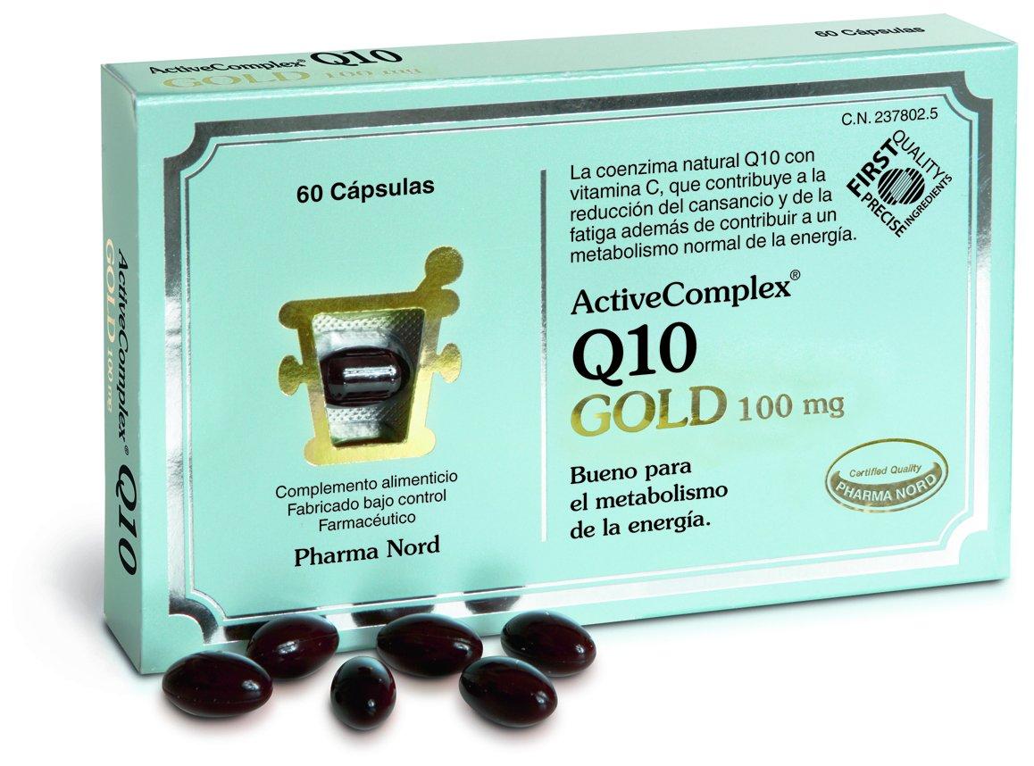 Active Complex Q10 Gold 60 Cap: Amazon.es: Salud y cuidado ...