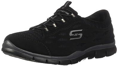 61737347 Amazon.com | Skechers Sport Women's Gratis Bungee Fashion Sneaker ...