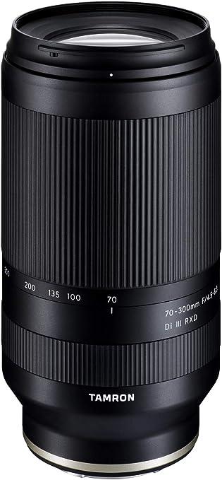 Tamron 70 300mm F 4 5 6 3 Di Iii Rxd Objektiv Für Kamera