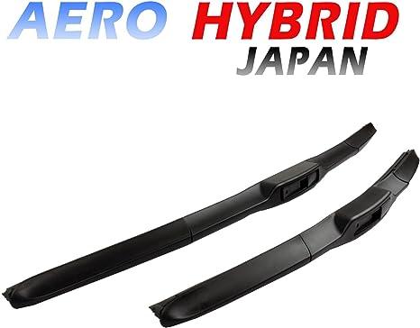 Aero Hybrid Japan 550 400 Scheibenwischer Black Line Edition Auto