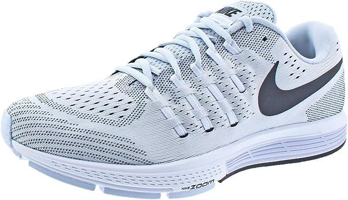Nike Wmns Air Zoom Vomero 11, Zapatillas de Running para Mujer, Plateado (Pure Platinum/Black-White), 43/44 EU: Amazon.es: Zapatos y complementos