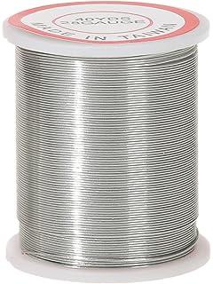 Amazon.com: Artistic Wire 26-Gauge Tarnish Resistant Silver Wire ...