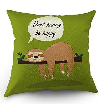 Amazon.com: Moslion Eagle - Funda de almohada decorativa ...