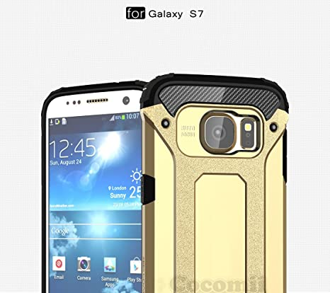 Galaxy S7 Case, Cocomii® [HEAVY DUTY] Commando Case *NEW* [ULTRA