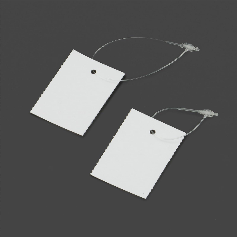 Import epo52/fsi25/ 1000/pezzi colore: trasparente plastica /Fili di Sicurezza 125/mm