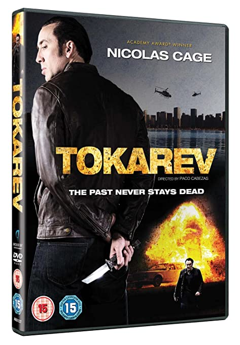 Tokarev [DVD] [Reino Unido]: Amazon.es: Nicolas Cage ...