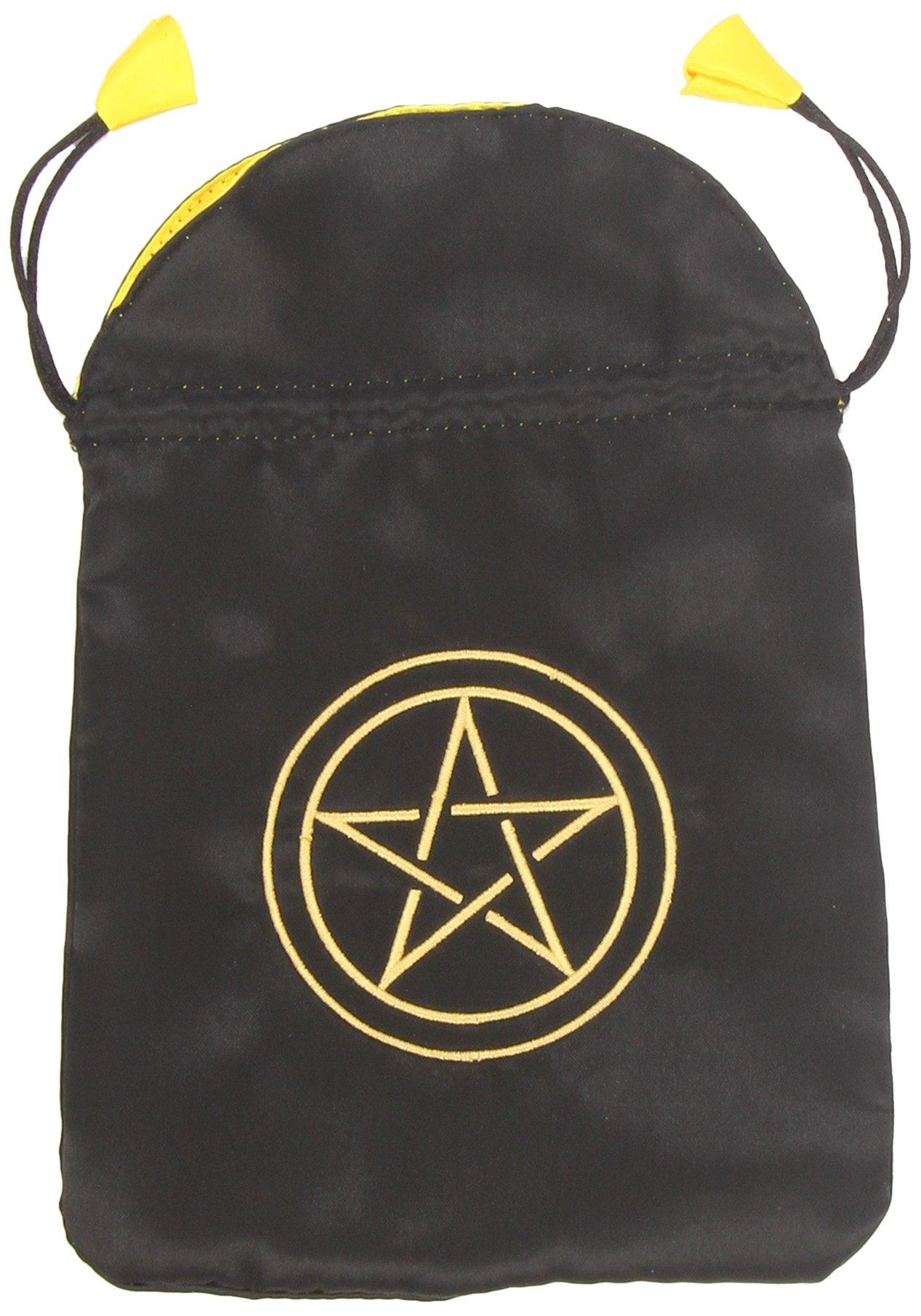 Pentacle Satin Bag (Bolsas de Lo Scarabeo Tarot Bags From Lo ...