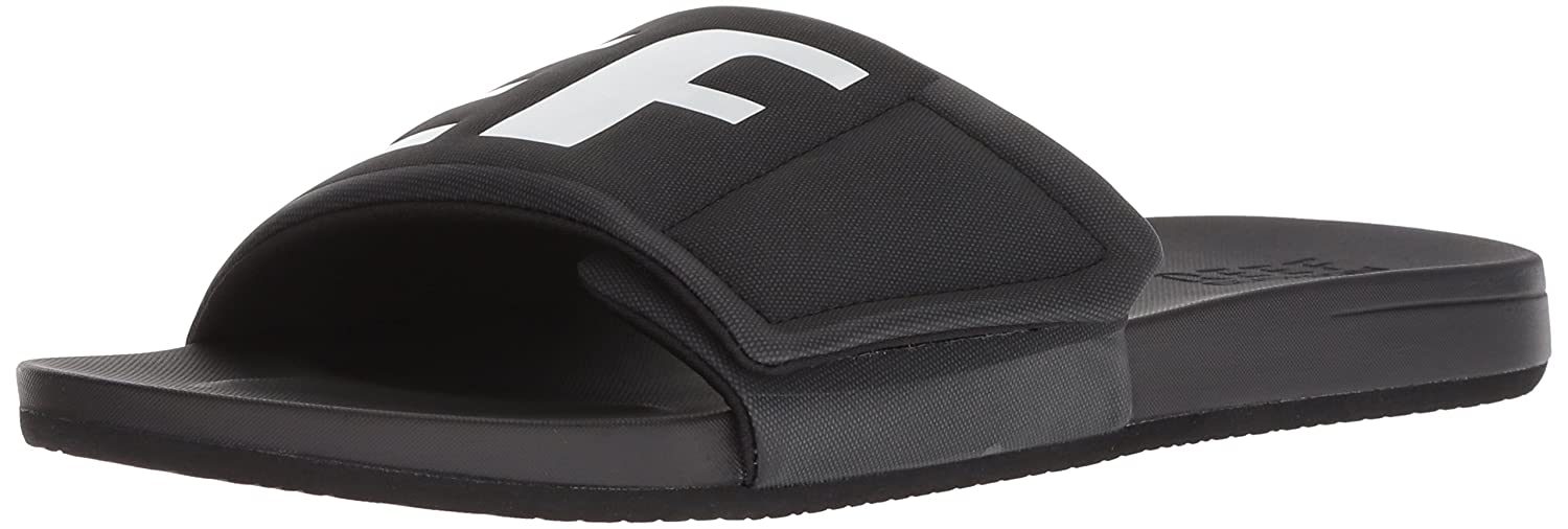 TALLA 39 EU. Reef Cushion Bounce Slide, Chanclas para Hombre