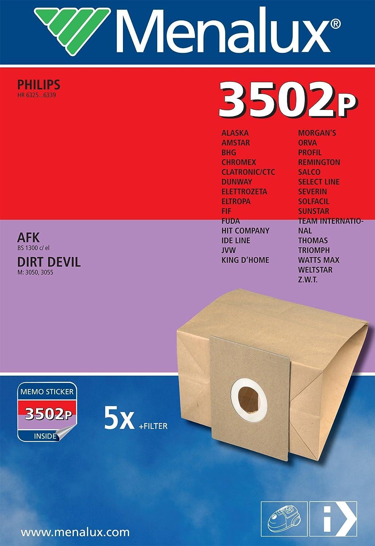 Expert 3502 P - Accesorio para aspiradora (5 pieza(s), 1 pieza(s))