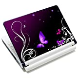 """ICOLOR Laptop Skin Sticker Soft Vinyl Decal Cover for 12.1"""" 13.3"""" 14.1"""" 15.4"""" 15.6 inch Sony HP Asus Acer Toshiba Dell Notebook (UKICNEK-013)"""