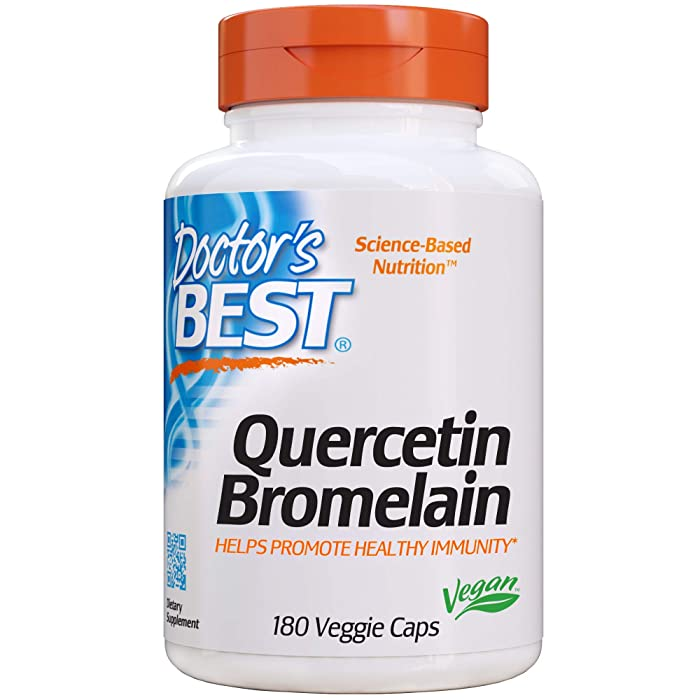 The Best Quercetin Mega Food